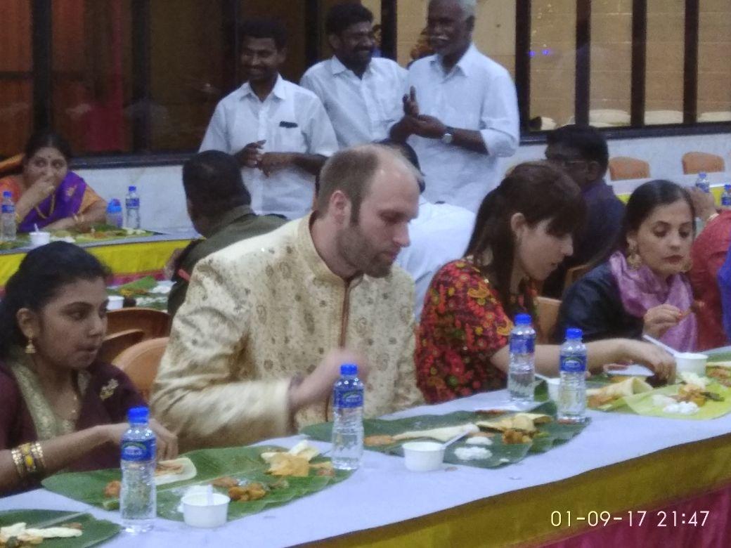 divine dining interior