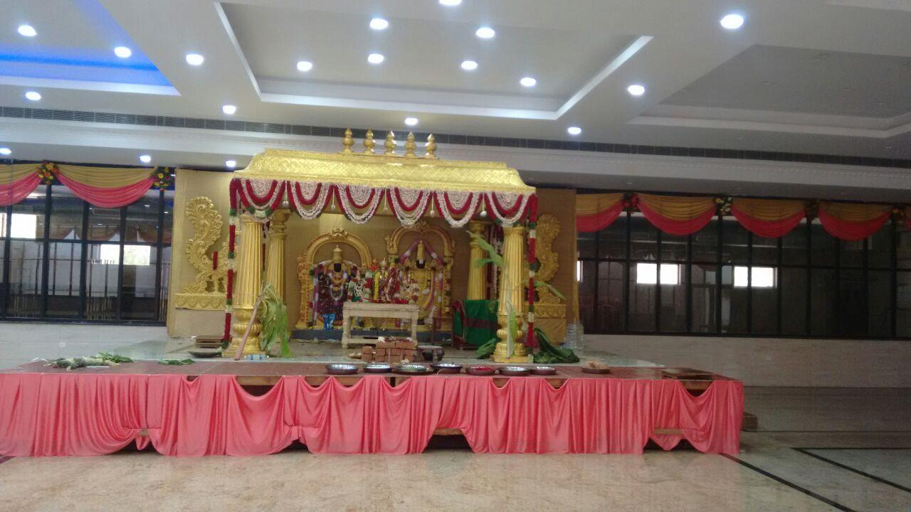 Foremost Kalyana Mandapam Front
