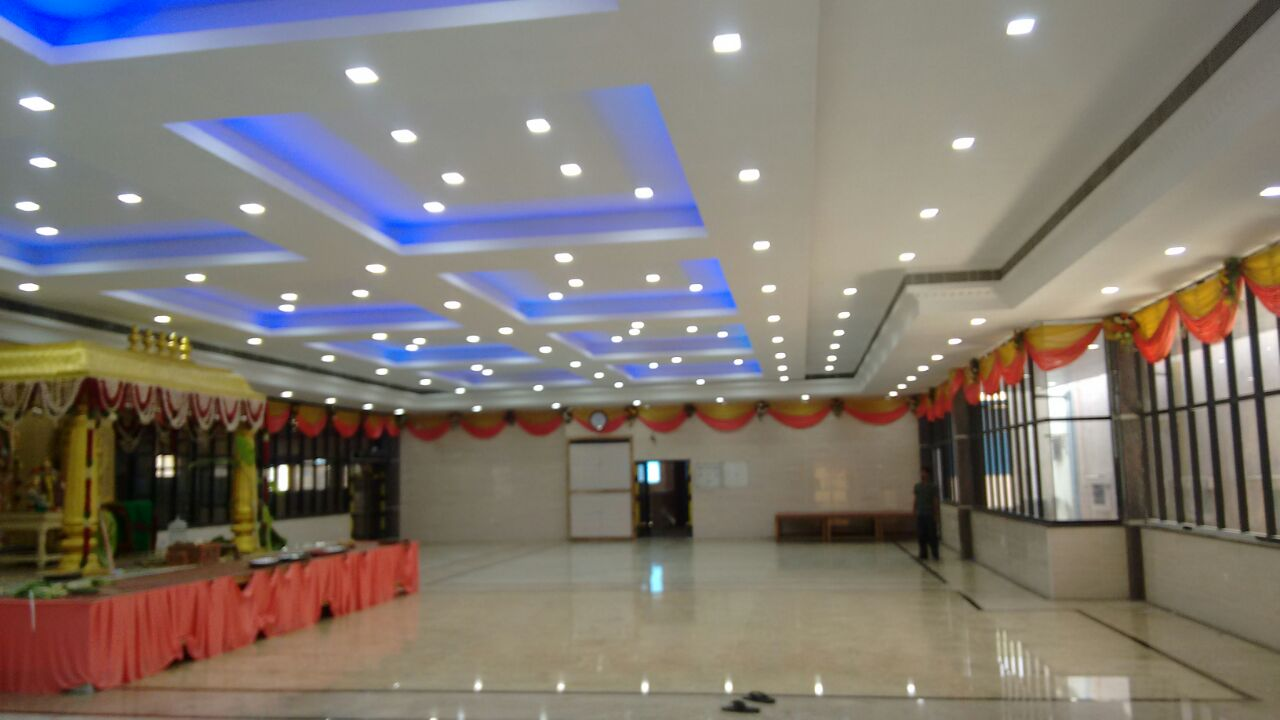 Satisfied Booking Marriage Hall