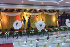 Air Conditioned Marriage Hall Lighting