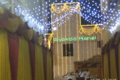 aiyavoo mahal center piece ideas