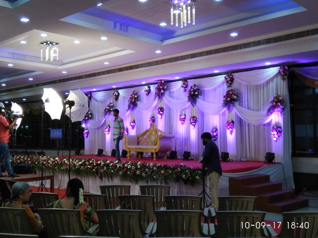 Farewell party hall anna nagar