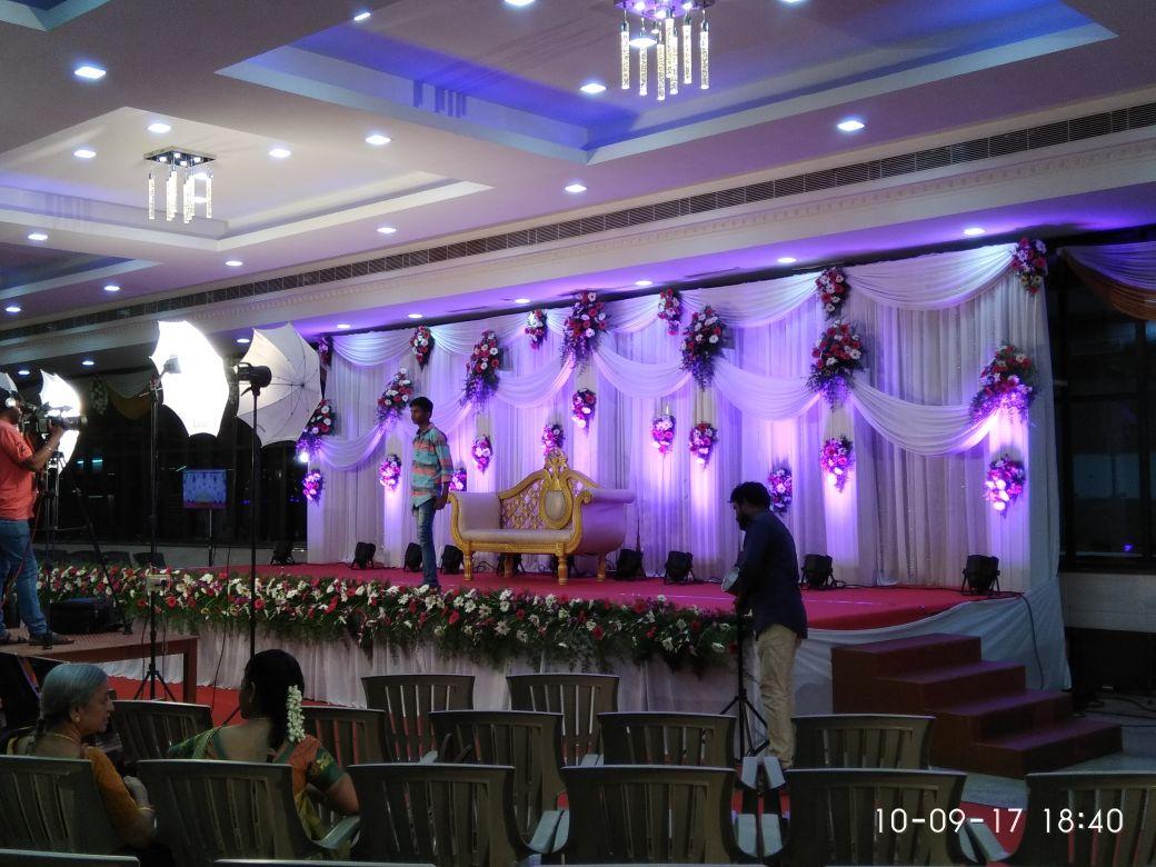 Farewell party hall anna nagar