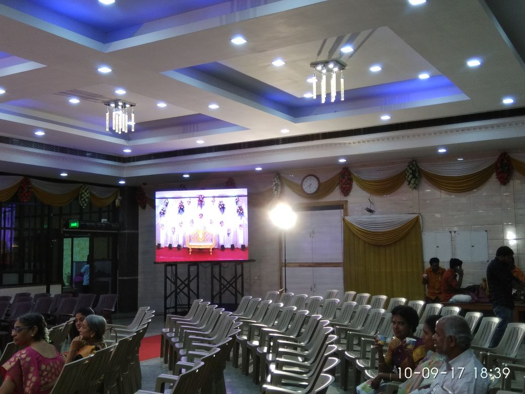 Anniversary party halls in anna nagar