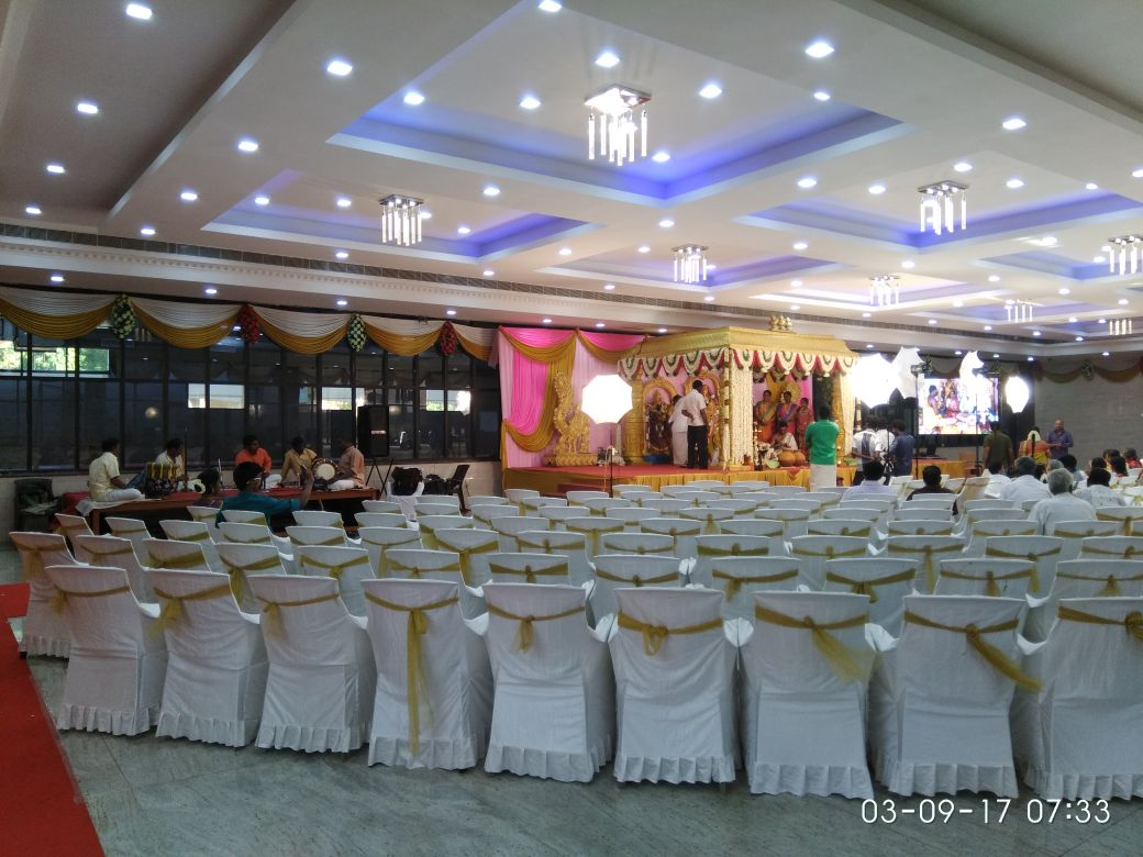 Betrothal party halls in anna nagar