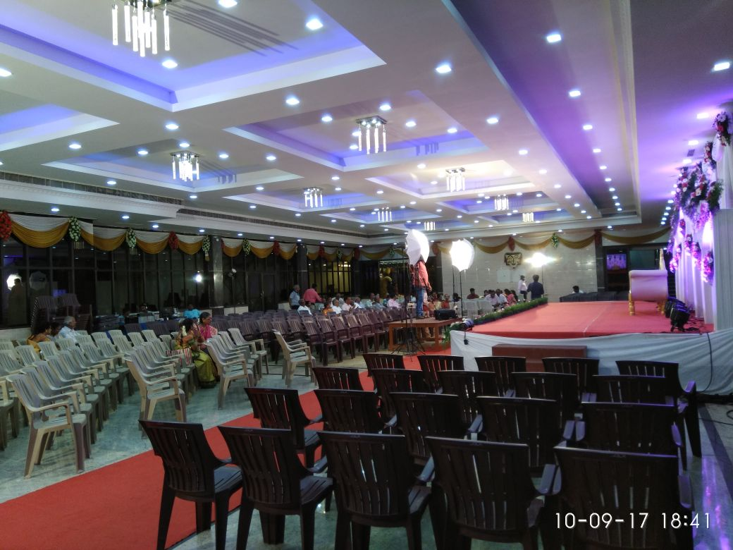 Engagement party halls in anna nagar