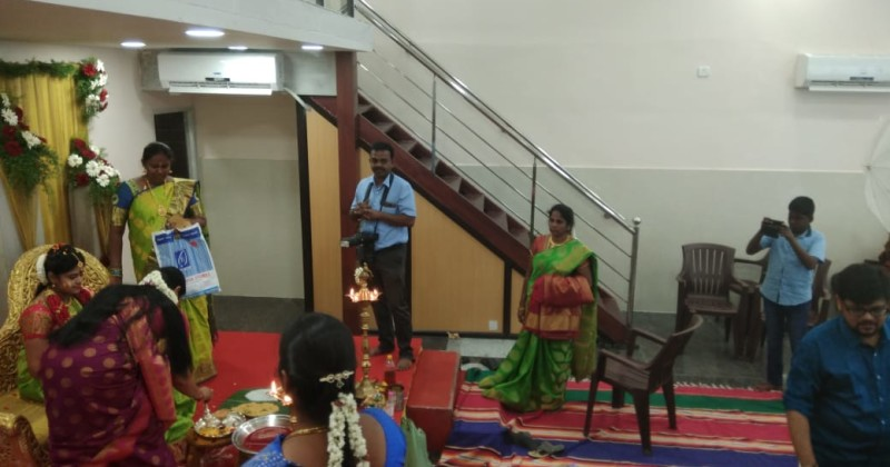 Private party halls that fits your budget in Aminjikarai, Anna Nagar